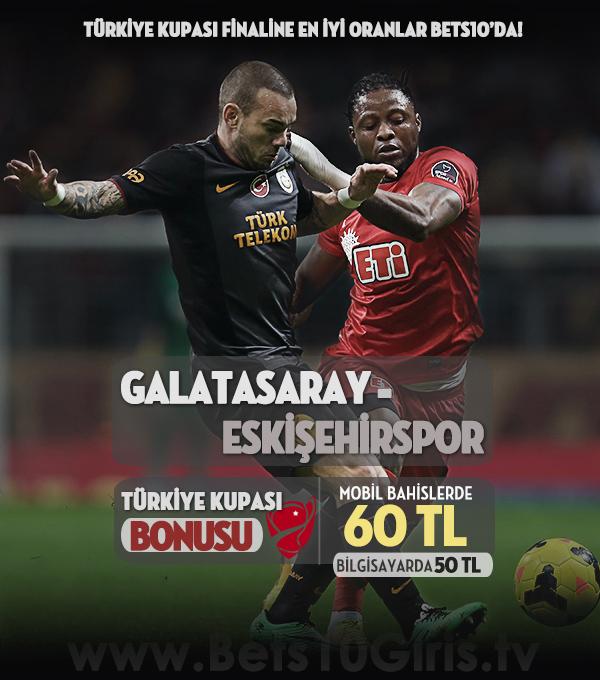 Bets10 ile Türkiye Kupası Finaline 60 TL