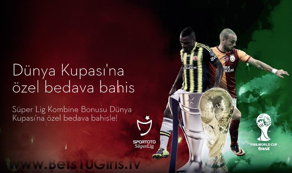 Bets10 Süper Lige Elveda Derken,Dünya Kupasına Bedava Bahisle  Merhaba Diyor!