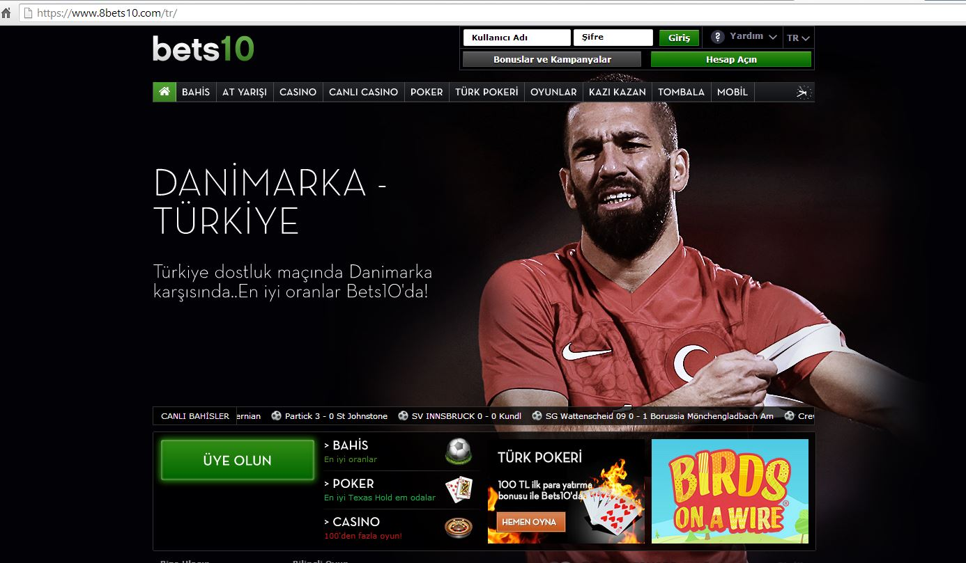 8bets10 - www.8bets10.com Bets10 Yeni Adresi