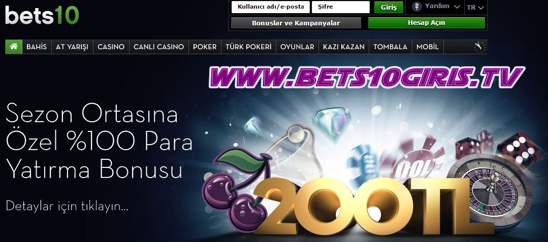 Bets10 Yeni Adres 9bets10